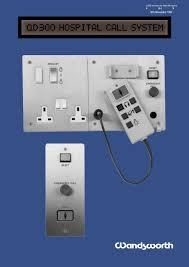 analogue call system wandsworth group pdf catalogue Wiring Diagram For Nurse Call System analogue call system 1 28 pages wiring diagram for nurse call systems