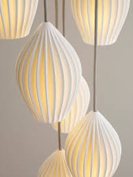 inspired lighting. Bone China Fin Lamps Are Inspired By Traditional Chinese Lanterns And  Handmade Using British Crafting Lighting A