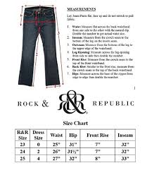 Rock And Republic Jeans Size Chart Rock Republic Jeans Costello Cos105 Grey Color Grey