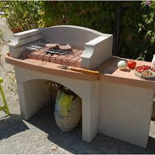 Barbecue Fixe Barbecue B Ton Barbecue En Pierre Leroy Merlin Barbecue Fixe Contre Un Mur