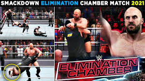 WWE Elimination Chamber 2021 HIGHLIGHTS ...