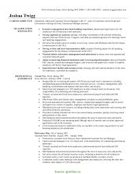Convenience Store Manager Resume Examples Best Of Retail Manager Resume Retail And Operations Manager Retail R RS