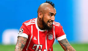 Report Vidal To Inter Will Happen It Is Currently At 99