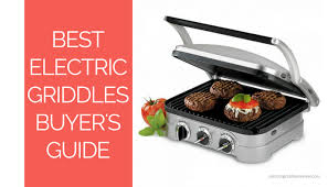 best electric griddle er s guide introduction types featureore