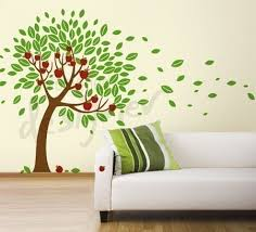 Small Picture Trailing Apple Tree Wall Decal