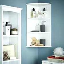 Corner Shelving Unit For Bathroom Bathroom Shelves Argos Corner Shelf Unit Glass Inside Designs 100 22