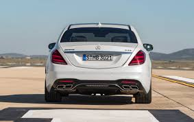 First Look: 2018 Mercedes-AMG S63 - TestDriven.TV