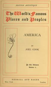 The Project Gutenberg Ebook Of America Volume 5 Of 6 By