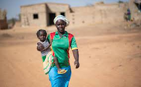 Survivors and heroines: women in the crisis in Burkina Faso