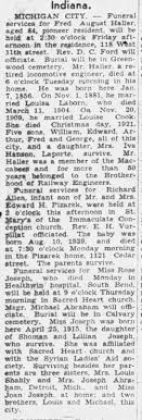 Clipping from The South Bend Tribune - Newspapers.com