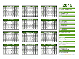 free printable 2015 monthly calendar with holidays list of synonyms and antonyms of the word islamic months calendar 2015