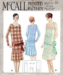 1920s Dress Patterns Unique 48s Vintage Sewing Pattern Flapper Party Dress Lady Marlowe