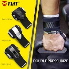 <b>TMT</b> 1 Pair <b>Adjustable Wristband Elastic</b> Wrist Wraps Bandages for ...