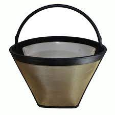 When brewing coffee, most people choose ordinary disposable paper filters. Shop For Replacement 4 Gold Tone Coffee Filter Fits Cuisinart Braun Ge Jerdon Krups Melitta More Washable Reusable Get Free Delivery On Everything At Overstock Your Online Kitchen Dining Shop Get 5 In Rewards With Club O
