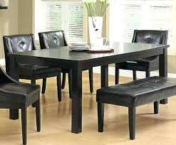 espresso round dining table set round espresso dining