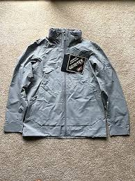 Interstate Leather Jacket Size Chart Authentic Arcteryx Interstate Jacket Mens Size X Large