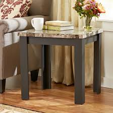 Marble Living Room Table Set Andover Mills Cecil Marble Top 3 Piece Coffee Table Set Reviews