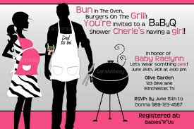 barbecue invitation template free bbq baby shower invitations bbq baby shower invitations by setting