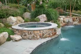 value inground pool waterfalls maryland custom swimming pools installation md