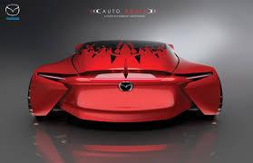 Exterior Car Body Design Mazda Auto Adapt Concept Car Body Design Concept Cars