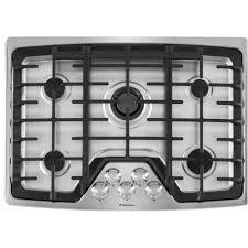 electrolux stove top. Perfect Electrolux Electrolux 30 In Deep Recessed Gas Cooktop In Stainless Steel With  5Burners Including With Stove Top Home Depot