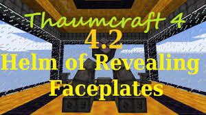 thaumcraft cheat sheet 1 7 10 1 7 10 a guide to thaumcraft 4 2 helm of revealing and faceplates