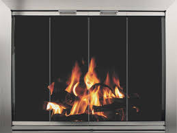 stoll legacy avalon fireplace door