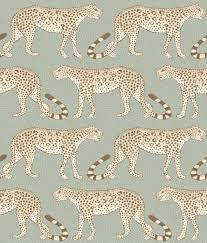 Behang Leopard Luipaard Wallart Home Stock Wallpaper In