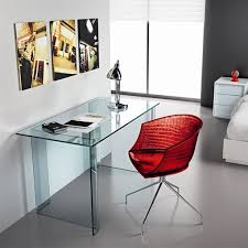 Small tables for office Small Space Fiam Luminare Small Office Glass Table 140cm Ncaddinfo Fiam Luminare Small Office Glass Table 140cm Panik Design