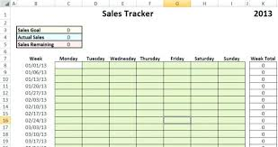 Free Sales Tracking Spreadsheet Template Excel – Mobstr