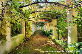 arbor garden. Mediterranean Garden Arbor 0