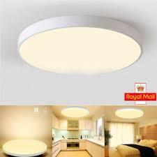 <b>Ultra</b>-<b>Thin LED</b> SMD 2835 <b>Ceiling</b> Light Acrylic Panel Lamp Corridor ...