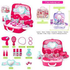 dels about little s pretend makeup kit cosmetic play set kids b beauty salon