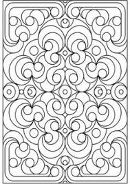 coloring in patterns 2. Delighful Coloring Geometric Design Coloring Pages And Stained Glass Colouring Pictures To  Print  Deco Flowers Inside In Patterns 2 T