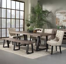natural dining table sets best 25 modern farmhouse table ideas on