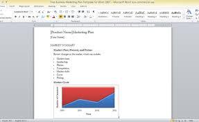Microsoft Business Plans Templates Business Plan Template Microsoft Word 2007 Business Plans Office