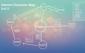 Hamlet Character Map Act 2 By Hannah Stewart On Prezi