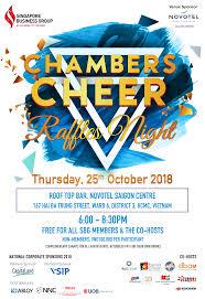 Raffle Event Co Host Event Chamber Raffle Night