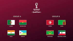 نتائج قرعة تصفيات كأس العالم 2022 أفريقيا - ونظام المباريات ومجموعة مصر  والجزائر والمغرب وتونس - اليوم الإخباري