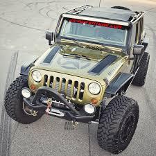 havoc jeep hood louver