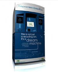 How Do Reverse Vending Machines Work Mesmerizing Insert Can Get Money Reverse Vending Machine Pays You Gadgets