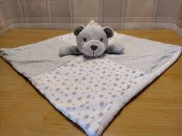 baby comforter blanket face snuggle