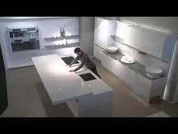 flying bridge sliding worktop funktional kitchens