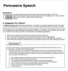 persuasive speech examples format resume terkini pdf persuasive speech examples persuasive essays and papers 123helpme