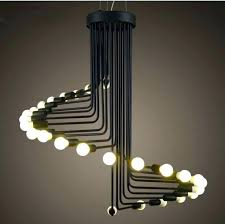 marvellous modern pendant lighting modern light fixture modern vintage loft pendant light iron spiral staircase lamp marvellous modern pendant lighting