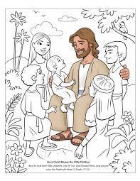 Childrens Coloring Pages Jesus C00ec642852dba52eb9484d73af72885