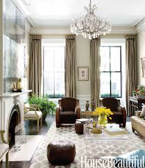 Mirrored Cabinets Living Room Boston Brownstone Brownstone Decorating Ideas