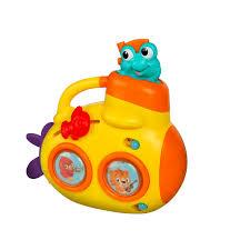 Baby Einstein Lights Melodies Discovery Center Baby Einstein Discovery Submarine Musical Activity Toy With