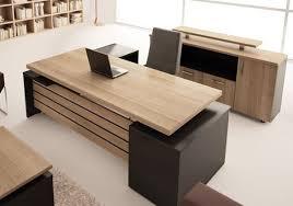 Latest modern office table design Executive Desks Modernofficedeskdesigns Designwallscom 45 Modern Office Desk Designs