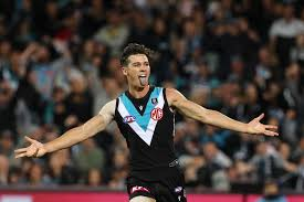 Melbourne's christian petracca and st kilda's jack steele tied for third on 20 votes each. Port Adelaide Stuns Richmond To Win By Two Points In Thrilling Contest At Adelaide Oval Abc News